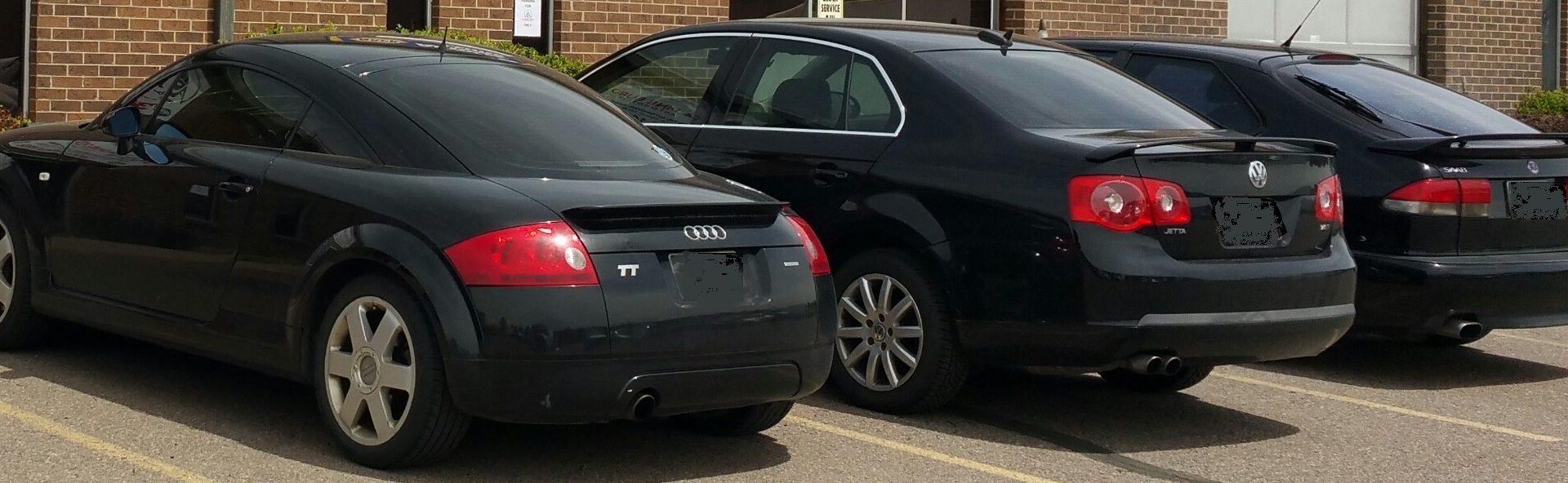 Saab-Audi-VW