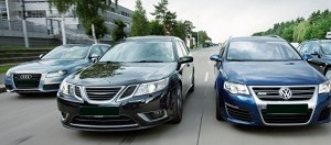 Saab Audi Volkswagen